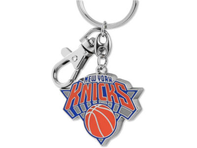 New York Knicks Heavyweight Keychain