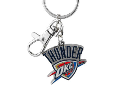 Oklahoma City Thunder Heavyweight Keychain