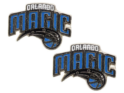 Orlando Magic Logo Post Earrings