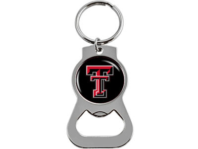 Texas Tech Red Raiders Aminco Bottle Opener Keychain