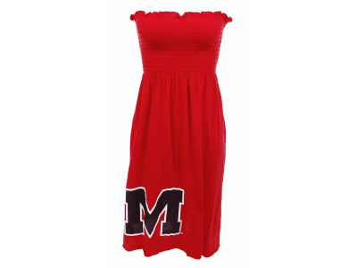 Ole Miss Rebels NCAA 5th Ave Smocked Dress