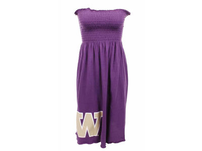 Washington Huskies NCAA 5th Ave Smocked Dress