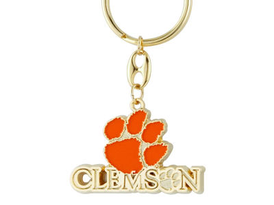 Clemson Tigers Heavyweight Keychain