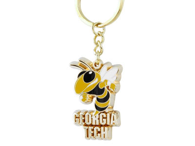 Georgia-Tech Heavyweight Keychain