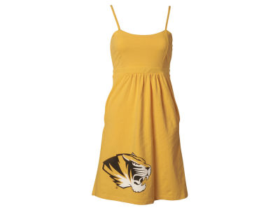 Missouri Tigers NCAA Spaghetti Strap Dress