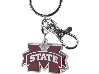 Mississippi State Bulldogs Heavyweight Keychain