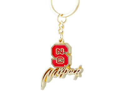 North Carolina State Wolfpack Heavyweight Keychain