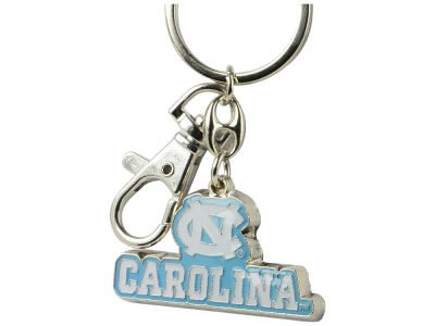 North Carolina Tar Heels Heavyweight Keychain