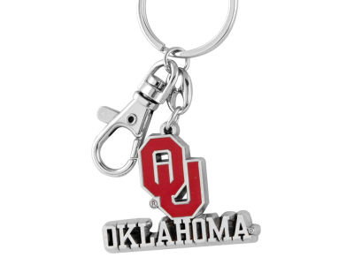 Oklahoma Sooners Heavyweight Keychain