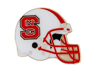 North Carolina State Wolfpack Helmet Pin
