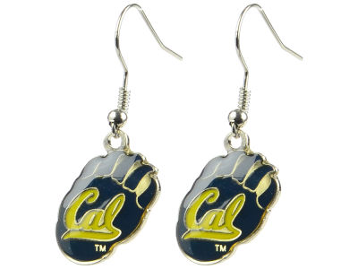 California Golden Bears Logo Earrings