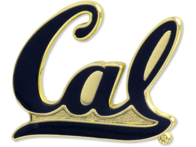 California Golden Bears Logo Pin