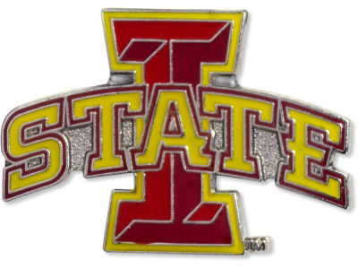 Iowa State Cyclones Logo Pin