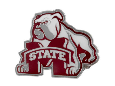 Mississippi State Bulldogs Logo Pin