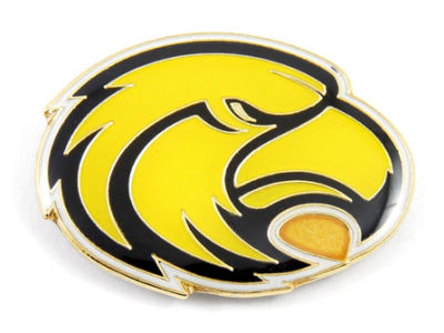 Southern Mississippi Golden Eagles Logo Pin