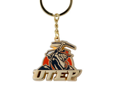 UTEP Miners Heavyweight Keychain