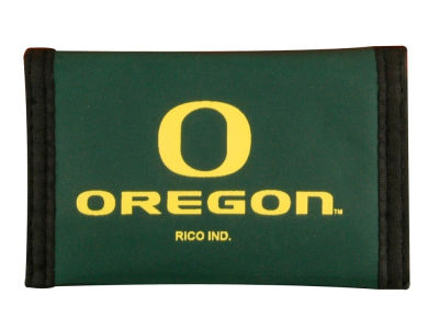 Oregon Ducks Nylon Wallet