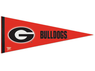 Georgia Bulldogs Wincraft 12x30in Pennant