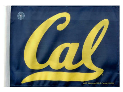 California Golden Bears Car Flag