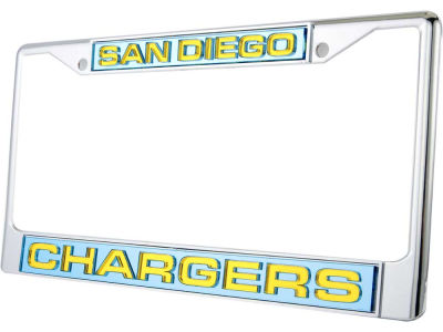 San Diego Chargers Laser Frame Rico