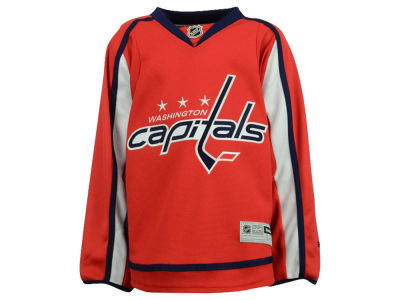 Washington Capitals NHL Youth Premier Jersey
