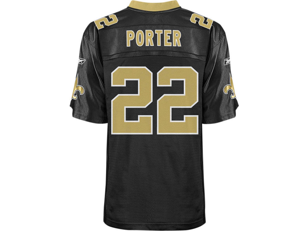 New Orleans Saints Tracy Porter Reebok NFL Youth Replica Jersey ... fbde91cc9fa7f