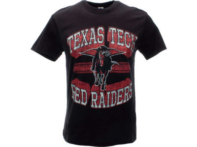 Texas Tech Red Raiders NCAA Extruder Ringspun T-Shirt