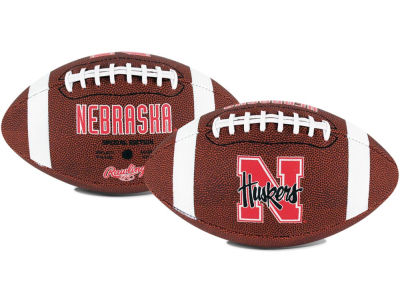Nebraska Cornhuskers Game Time Football