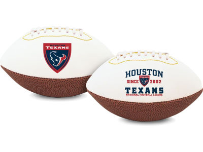 Houston Texans Youth NFL Mini Autograph Football