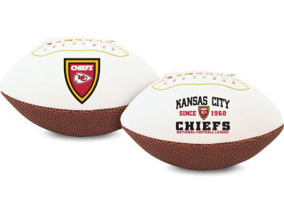 Kansas City Chiefs NFL Mini Autograph Football