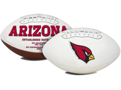 Arizona Cardinals Signature Series Football