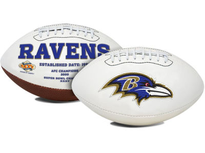 Baltimore Ravens Signature Series Football