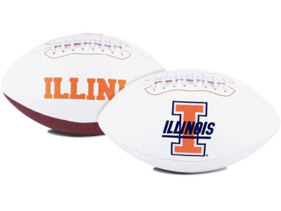 Illinois Fighting Illini Signature Series Football