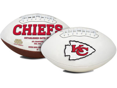 Kansas City Chiefs Signature Series Football