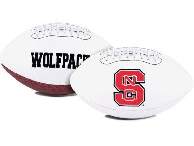 North Carolina State Wolfpack Signature Series Football