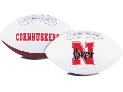 Nebraska Cornhuskers Signature Series Football