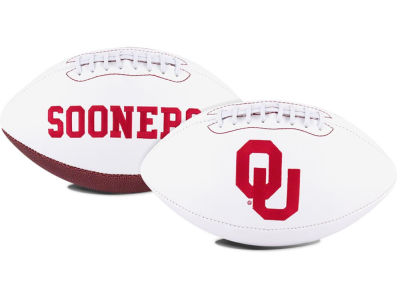 Oklahoma Sooners Signature Series Football
