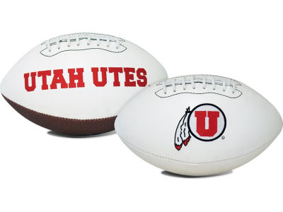 Utah Utes Signature Series Football