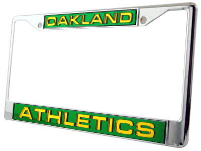 Oakland Athletics Laser Frame Rico