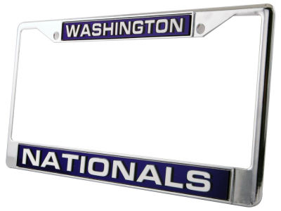 Washington Nationals Laser Frame Rico
