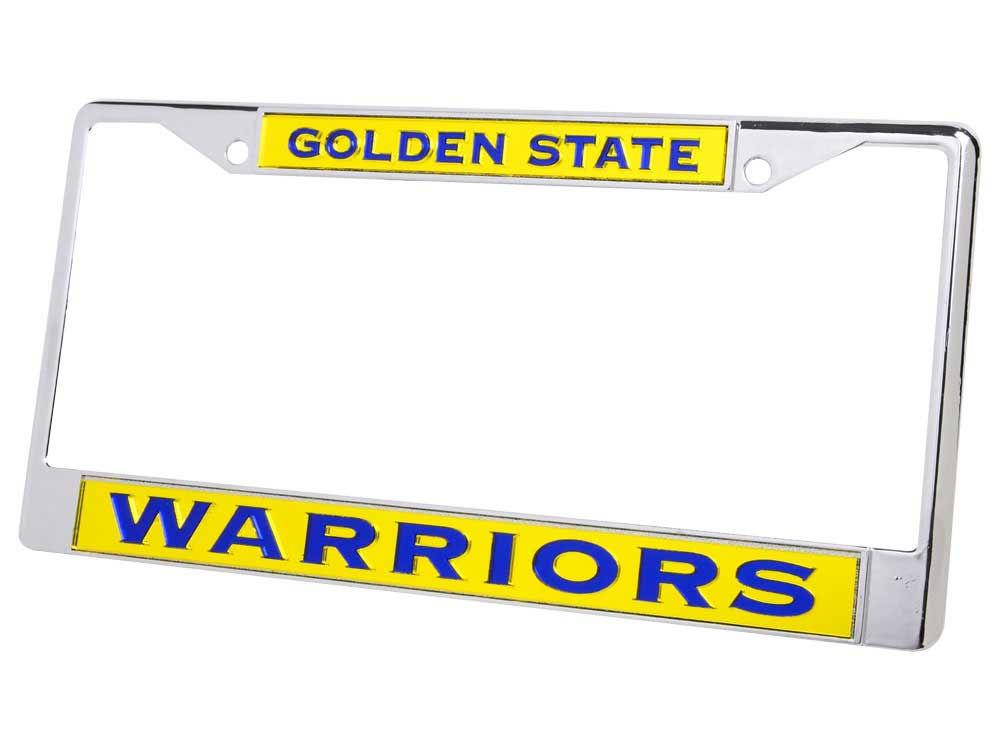 Golden State Warriors Laser Frame Lidsca