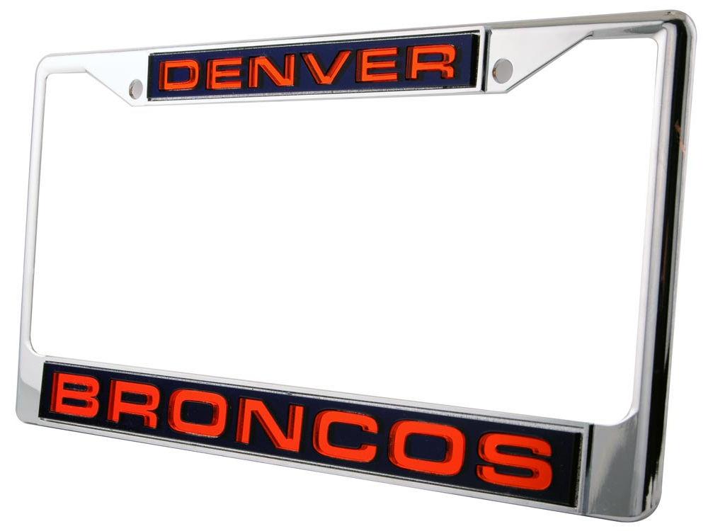 Denver Broncos Laser Frame Rico | lids.com