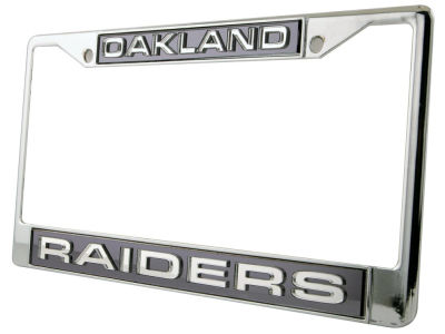 Oakland Raiders Laser Frame Rico