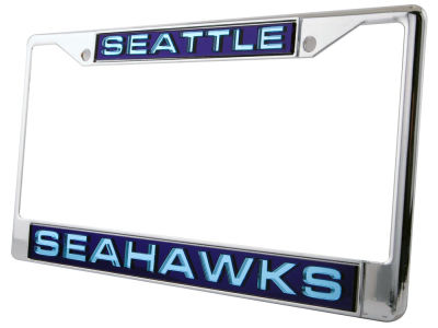 Seattle Seahawks Laser Frame Rico