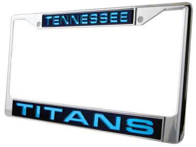 Tennessee Titans Laser Frame Rico