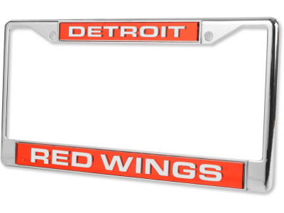 Detroit Red Wings Laser Frame Rico