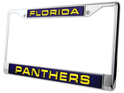 Florida Panthers Laser Frame Rico