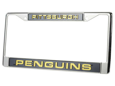 Pittsburgh Penguins Laser Frame Rico