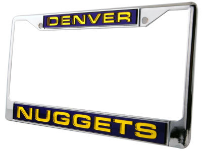 Denver Nuggets Laser Frame