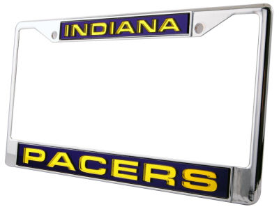 Indiana Pacers Laser Frame Rico